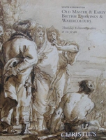 Christies Old Master & Early British Drawings & Watercolours
